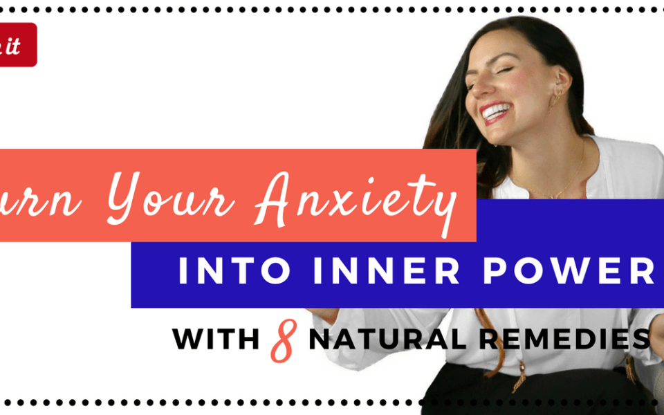 Ways To Beat Anxiety Naturally