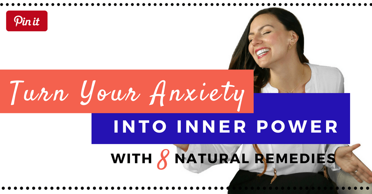 Blog- 8 Ways to Resolve Anxiety